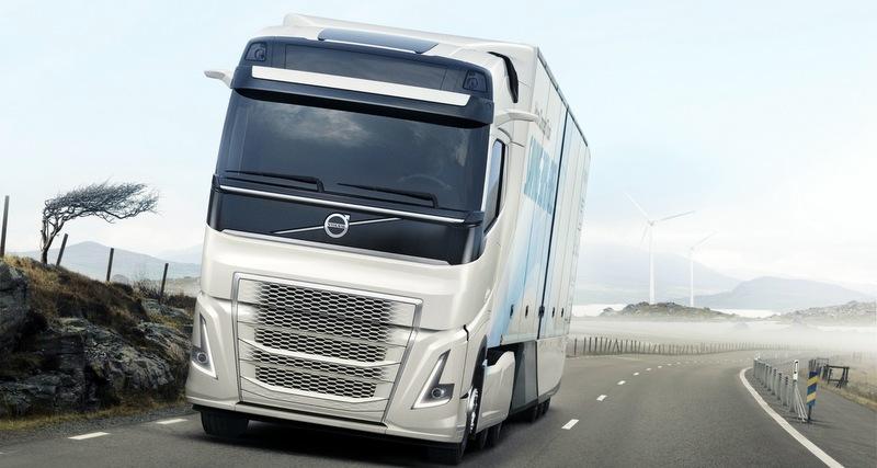 Volvo'nun yeni çekicisi yakıtta yüzde 30'dan fazla tasarruf ediyor!
