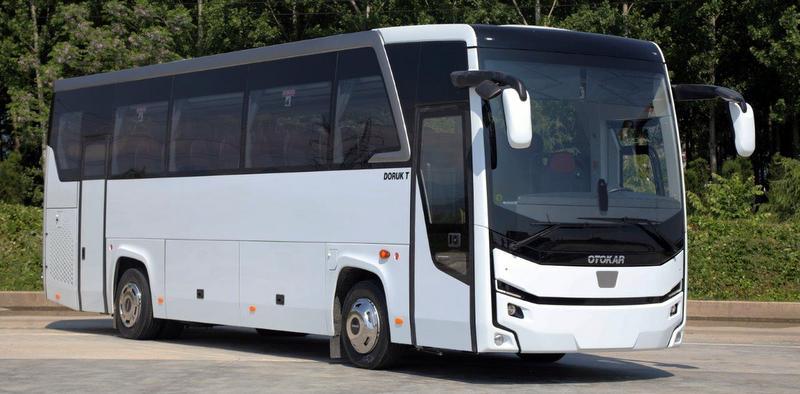 Yeni Doruk T, Avrupalı otobüsçülere tanıtıldı