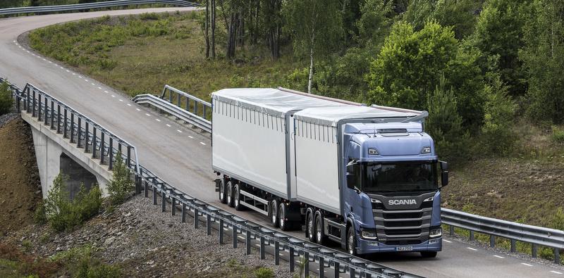 Yeni Nesil Scania'nın Türkiye satışları başladı!