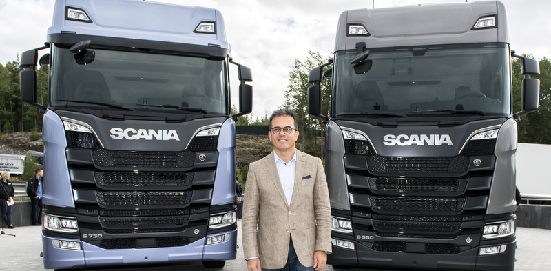 """""""Yeni nesil Scania, Türkiye pazarında bize önemli bir ivme kazandıracak"""""""