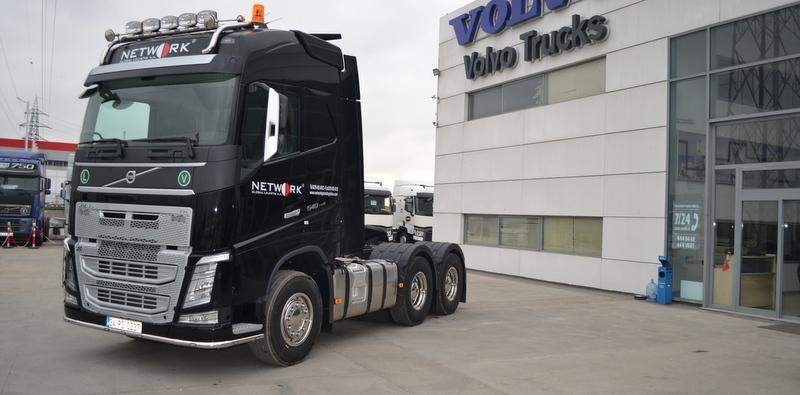 Yeni nesil Volvo FH aldı, filosundaki araç sayısını 46'ya yükseltti