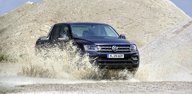 Yenilenen Volkswagen Amarok, Türkiye'de satışta…