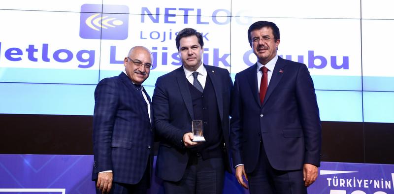 """""""Yük Taşımacılığı ve Lojistik Hizmetleri"""" ihracatında yeniden lider olan Netlog Lojistik, 200 milyon dolar yatırım planlıyor"""