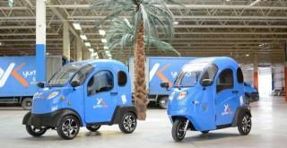 Yurtiçi Kargo'dan elektrikli araçlar projesi