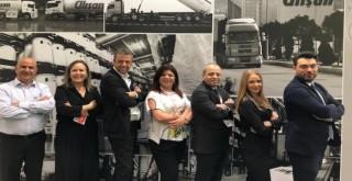 Alışan Lojistik, Transport Logistic Munich Fuarı'nda yerini aldı
