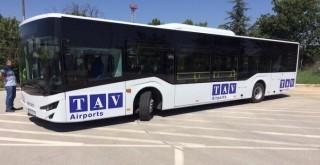 Anadolu Isuzu'dan Makedonya'ya ilk otobüs ihracatı