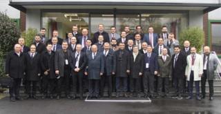 Otokar, Türkiye genelindeki 22 bayinin temsilcileri ile bir araya geldi