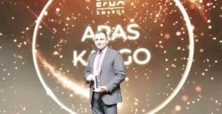Aras Kargo 'En İyi E-Ticaret  Deneyimini Yaşatan' marka seçildi