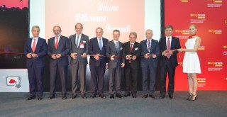 Logitrans Transport Lojistik Fuarı 13'üncü kez kapılarını açtı