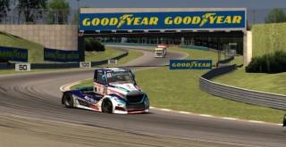 FIA ETCR Sanal Kamyon Yarışlarında  Heyecan Devam Ediyor