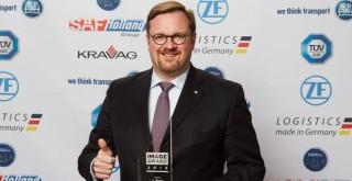 """Krone'ye """"Avupa'nın En Prestijli Treyler Markası"""" Ödülü"""
