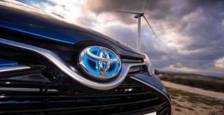 Toyota düşük emisyon ortalamasında rekor kırdı