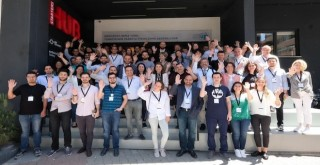 Mercedes-Benz Türk StartUP 2019'da 60 girişimci eğitim kampında buluştu