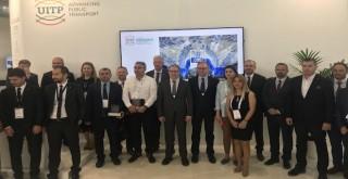 Stockholm'de düzenlenen UITP Dünya Toplu Taşımacılar Zirvesi'nde Gaziulaş ve İSBAK'a ödül