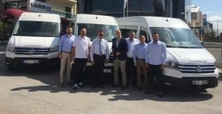 Çalıkıran Turizm filosunu 6 adet  Yeni Volkswagen Crafter ile güçlendirdi