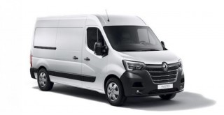 Yenilenen Renault Master satışa sunuldu