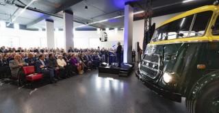 Yenilenen DAF Müzesi açıldı