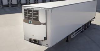 Thermo King -70 dereceye kadar soğutma imkânı sağlıyor