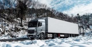 Mercedes-Benz Türk'ten Aralık ayına özel kamyon ve çekici kampanyası