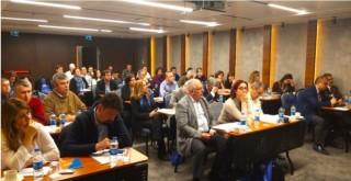 UND ve LODER'den 'Eğitimcilerin Eğitimi' kapsamında 'Karayolu Yük Taşımacılığı' eğitimi