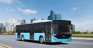 Otokar, Kazakistan'da düzenlenecek Busworld fuarında otobüslerini sergileyecek