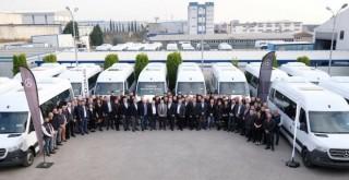 35 bininci Mercedes-Benz Sprinter banttan indi