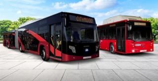Karsan'dan Mersin Büyükşehir Belediyesi'ne  73 Adet CNG Yakıtlı Menarinibus Citymood